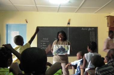 Primate Education